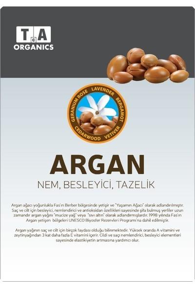 Tca Organics Argan Hair Serum Saç Bakım Serumu 125 ml
