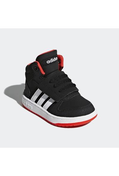 Adidas B75945 Hoops Mıd 2.0 Bebek Spor Ayakkabı