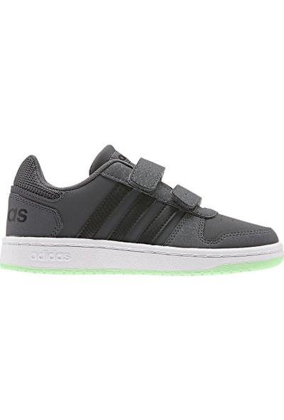 Adidas Ee6723 Hoops 2.0 Çocuk Spor Ayakkabı