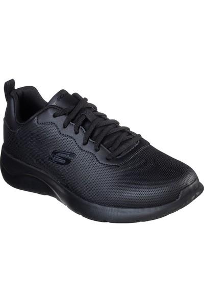 Skechers Dynamight 2.0 Erkek Siyah Spor Ayakkabı 999253 Bbk
