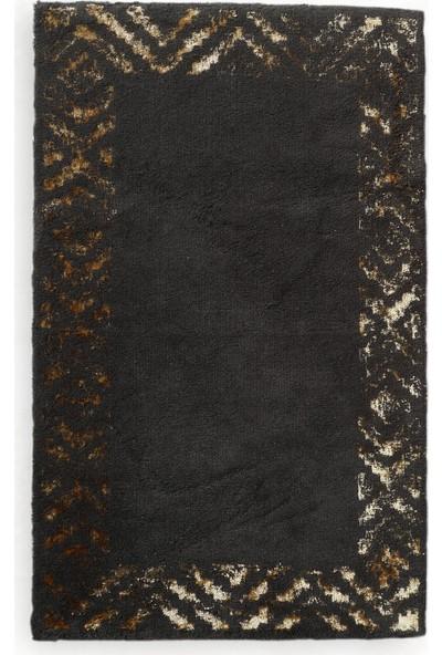 Hermes Pamuk Floş Banyo Paspası 80 x 150 Gold