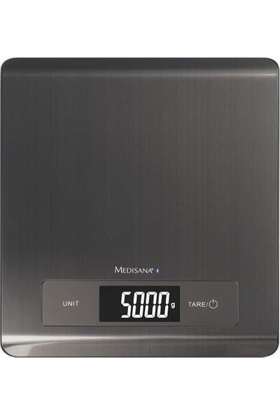 Medisana 40474 KS 250 Bluetooth Özellikli Mutfak Tartısı