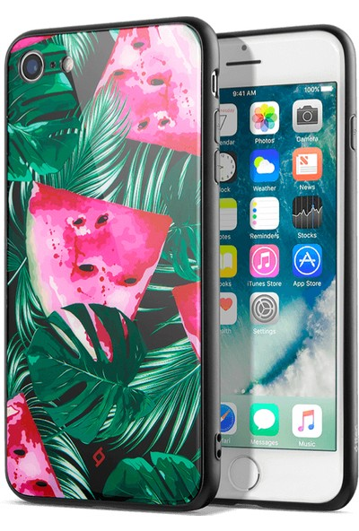 Ttec 2PNS201K Artcase™ Apple iPhone 7/8 Kılıf - Karpuz