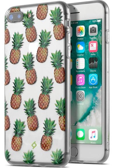 Ttec 2PNS132A Artcase™ Apple iPhone 7/8 Plus Kılıf - Ananas