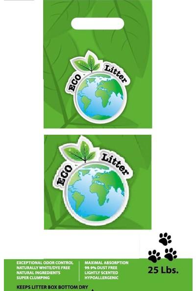 Eco Litter İnce Taneli Bentonit Kedi Kumu 11 kg