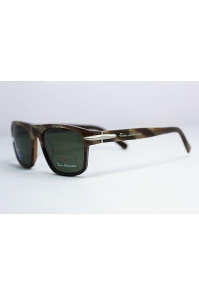 Tonino Lamborghini Tlg 537 53 Erkek Güneş Gözlüğü