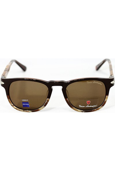 Tonino Lamborghini Tlg 549 53 Af Erkek Güneş Gözlüğü