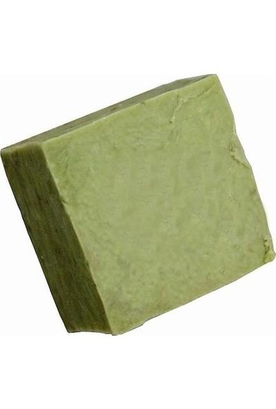 Siirt Saf Bıttım Sabunu El Yapımı Yeşil Bıttım Sabunu 500 gr
