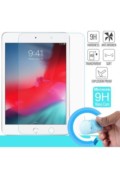 Microsonic Apple iPad Mini 5 7.9'' 2019 (A2133-A2124-A2125-A2126) Nano Cam Ekran Koruyucu