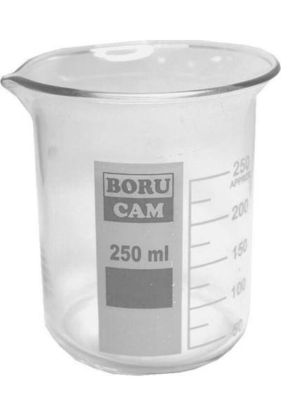 Borucam Beher Cam Kısa Form 250 Ml