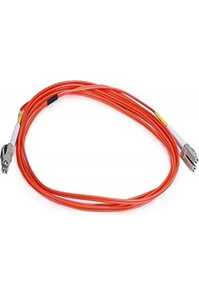 Fotesk F/o mm Lc-Lc Dublex Fiber Optik Patchcord Multimode 2 mt