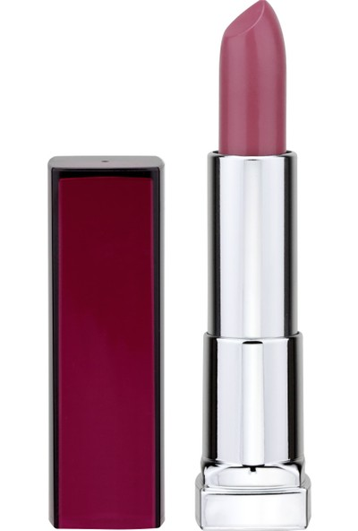Maybelline New York Color Sensational Smoked Roses Ruj - 320 Steamy Rose