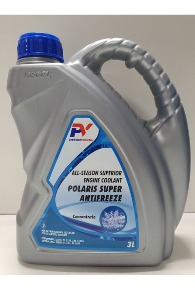 Viscol Polaris Super Antifriz 3 Litre