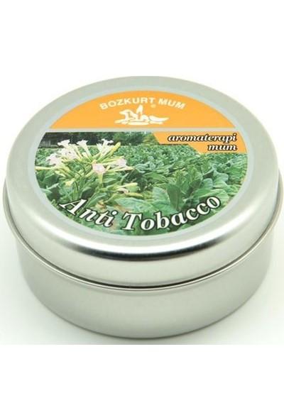 Evim Tatlı Evim Kokulu Teneke Mum Anti Tobacco