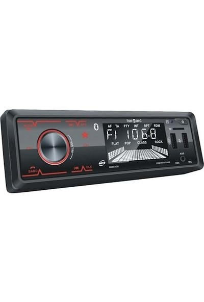 Harward HR-MX599 BT/SD/USB/FM Oto Teyp