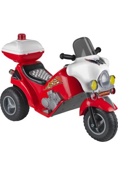 Babyhope Panthera Işıklı Akülü Motor 6 Volt
