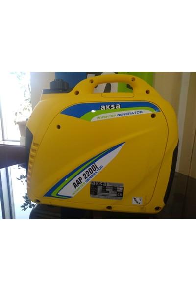 Aksa AAP2200I Benzinli 2 Kva Süper Sessiz Ipli Monofaze Jeneratör