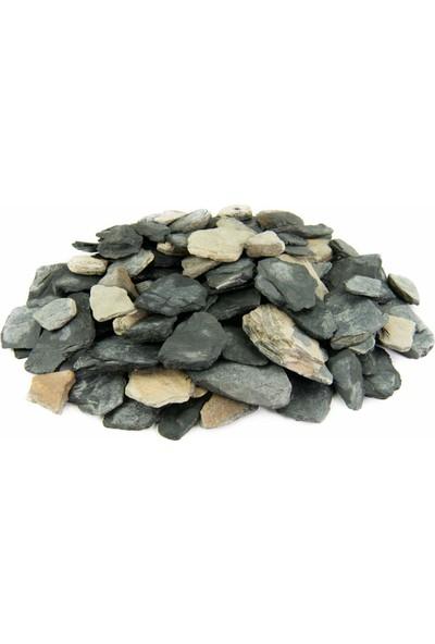 Bio Aquatic Slate Kayası Akvaryum İçin 5 Adet
