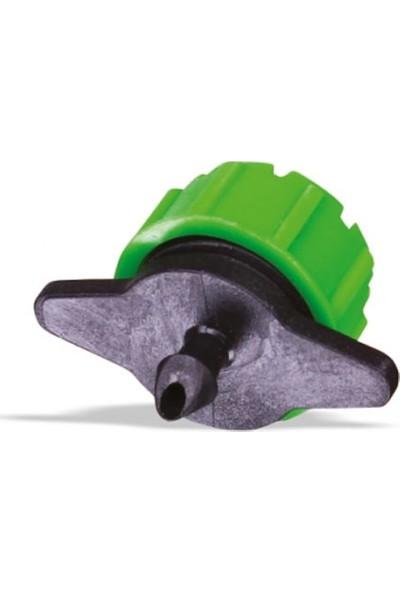 Simkar Debi Ayarlı Yeşil Damlatıcı 0-100L/H-300'lü