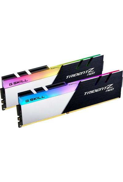 GSkill Trident Z Neo RGB 16GB (2x8GB) 3600MHz DDR4 Ram F4-3600C16D-16GTZNC
