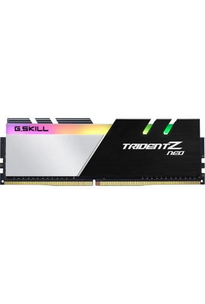 GSkill Trident Z Neo RGB 32GB (2x16GB) 3600MHz DDR4 Ram F4-3600C16D-32GTZNC