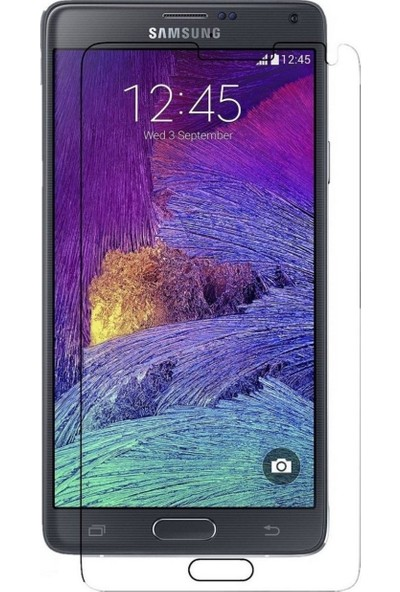 Tekno Grup Samsung Galaxy Note4 Cam Ekran Koruyucu