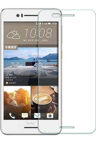 Tekno Grup HTC Desire 728 Cam Ekran Koruyucu
