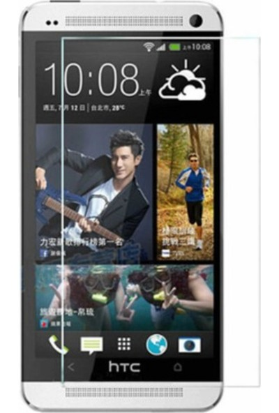 Tekno Grup HTC One M7 Cam Ekran Koruyucu