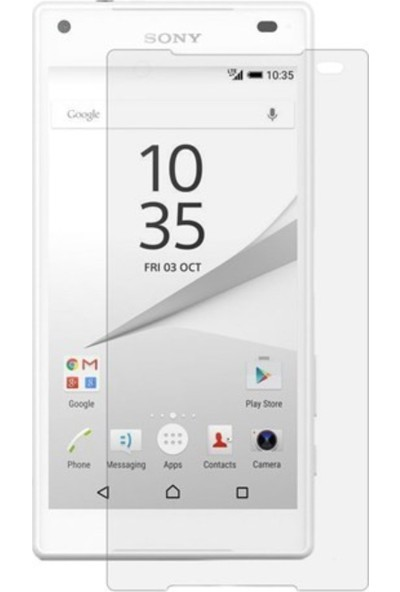 Tekno Grup Sony Xperia Z5 Mini-Compact Cam Ekran Koruyucu