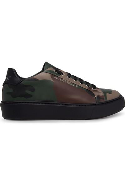 Philipp Plein Erkek Ayakkabı A19S Msc2536 Ple075N 50