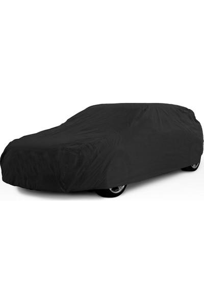 Coverplus Audi Q5 Oto Brandası Araba Çadırı Siyah
