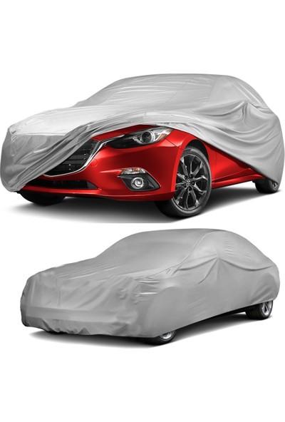 Coverplus Fiat Palio Oto Brandası Araba Çadırı Gri