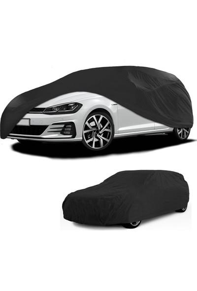 Coverplus Peugeot 208 Oto Brandası Araba Çadırı Siyah