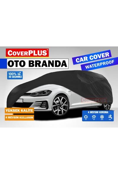 Coverplus Volkswagen Golf 7 Oto Brandası Araba Çadırı Siyah