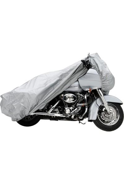 Coverplus Motoran Maxima 150 Motosiklet Brandası Gri