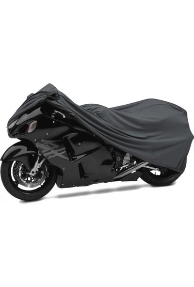 Coverplus Mondial 125 Agk Motosiklet Brandası Siyah
