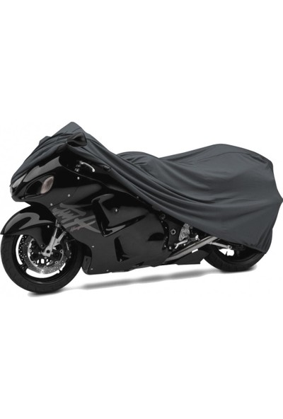 Coverplus Ducati 1299 Panigale S Motosiklet Brandası Siyah