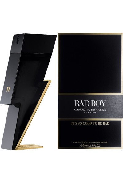 Carolina Herrera Bad Boy Edt 50ml Erkek Parfümü