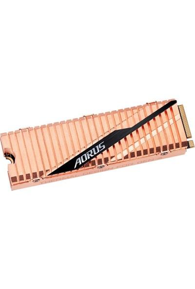 Gigabyte Aorus 500GB 5000MB-2500MB/s M.2 2280 SSD GP-ASM2NE6500GTTD