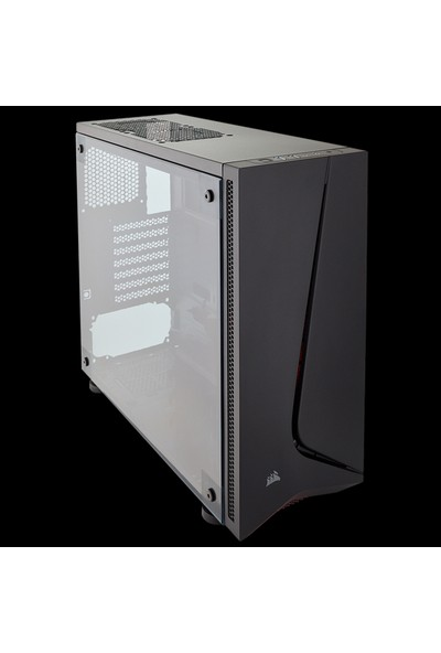 Corsair CC-9011151-EU SPEC-05 MidTower Oyuncu Kasa + VS550 550 Watt 80 Plus PSU