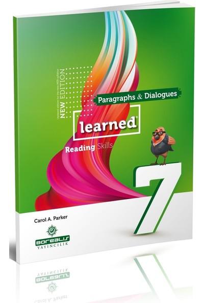 Borealis Learned 7.sınıf Paragraphs & Dialogues