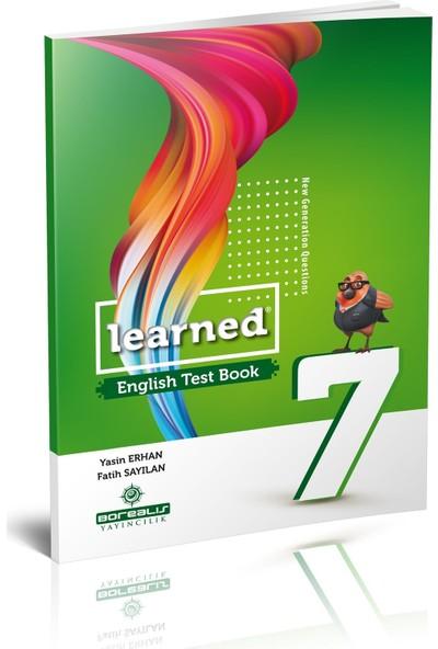 Borealis Learned 7. Sınıf English Test Book