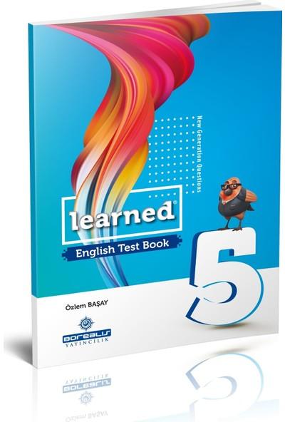 Borealis Learned 5.sınıf English Test Book