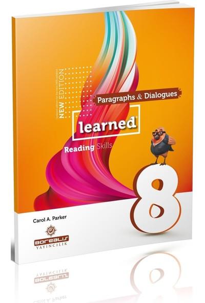 Borealis Learned 8.sınıf Paragraphs & Dialogues