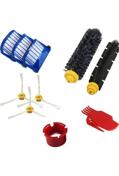 Accessory for Irobot Roomba 600 610 620 650 Series Vacuum Cleaner Replacement Part Kit