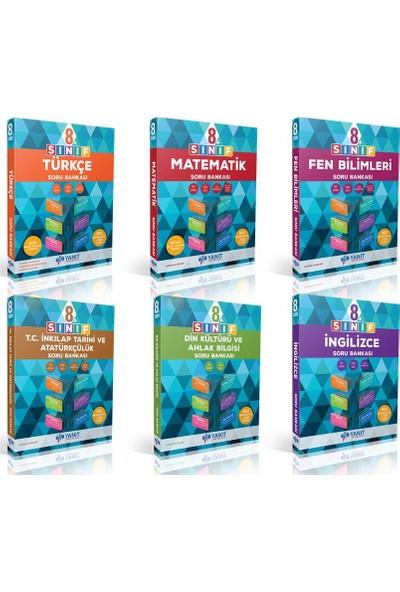 Yanıt Yayınları 8.Sınıf Tüm Dersler 6'lı Fırsat Seti 2019 - 2020