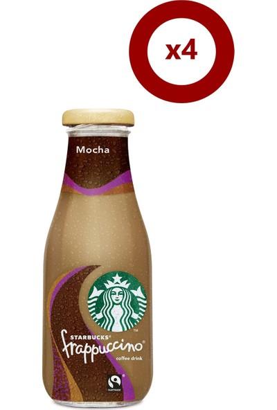 Starbuck's Mocha 250 ml 4'lü Set