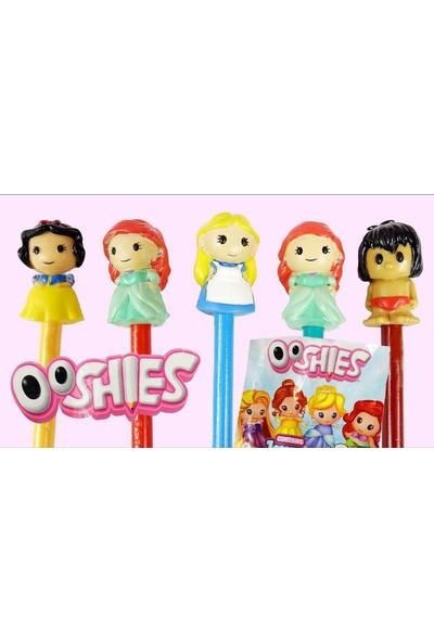 Ooshies Disney Mini Figür 4'lü Paket - 2. Seri