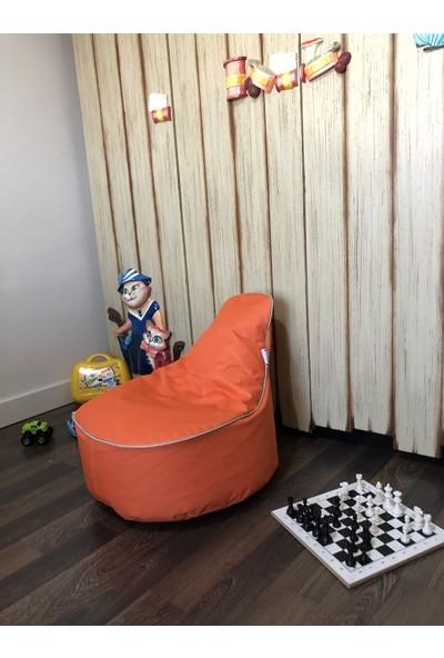 Armutland Twingo Çocuk Armut Koltuğu Turuncu