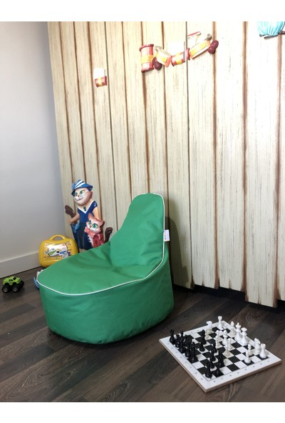 Armutland Twingo Çocuk Armut Koltuğu Yeşil